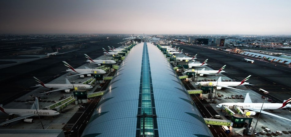 Dubai Airports service fee