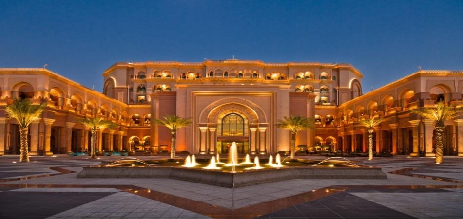 MAINTENANCE PROGRAM-Emirates Palace