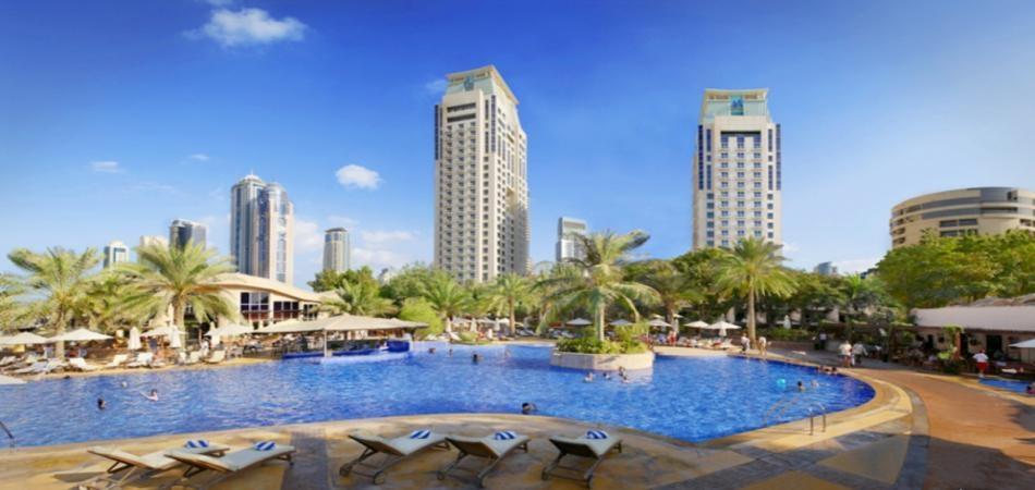 Новогодние скидки-Habtoor Grand Beach Resort & Spa
