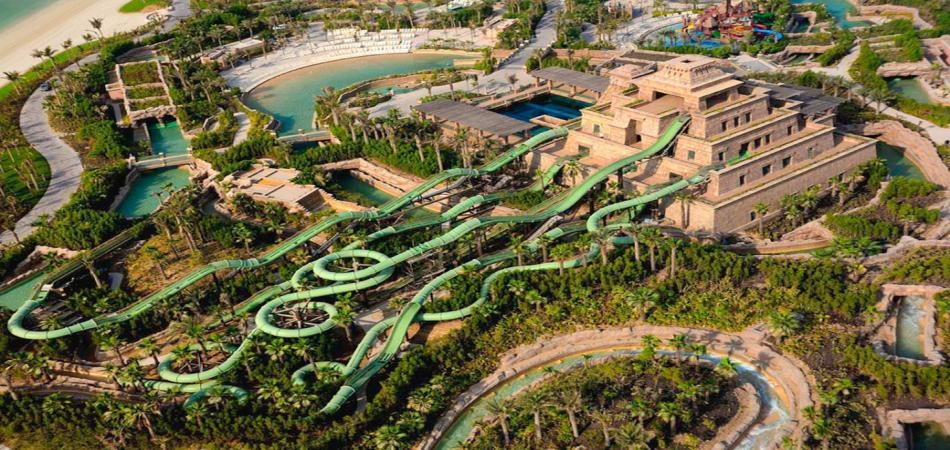 Aquaventure Waterpark Annual maintenance Update
