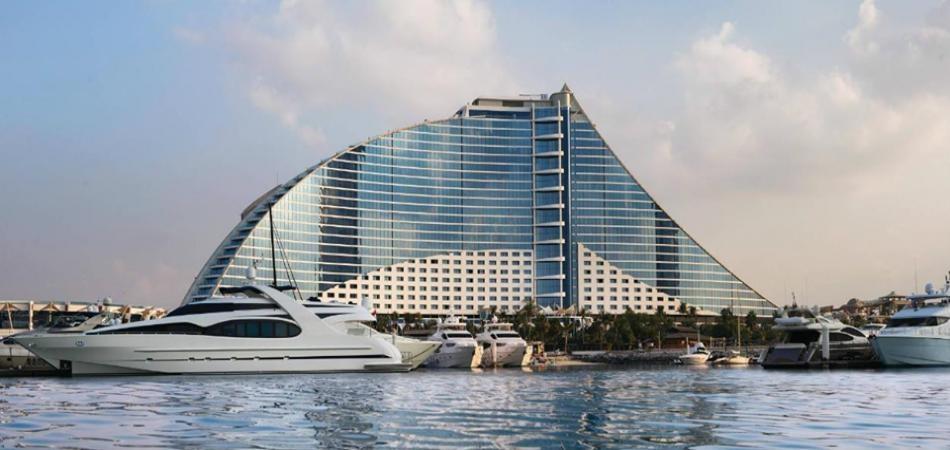 Jumeirah Beach Hotel  - Anniversary