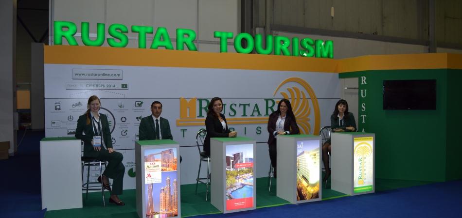 Выставки KITF14 в Казахстане и ATM14 в ОАЭ