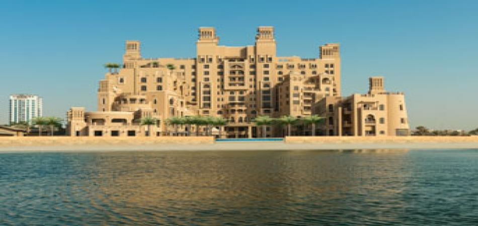 SHERATON SHARJAH BEACH RESORT & SPA-Close pool