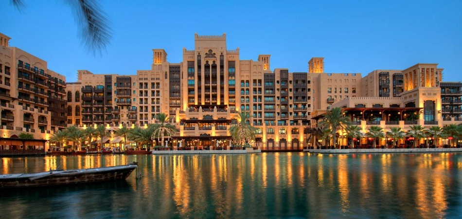 Расширение элитного курорта Madinat Jumeirah