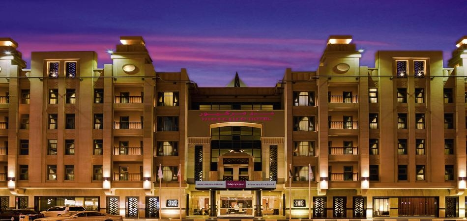 MERCURE GOLD HOTEL